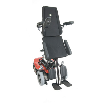 Richter Reha Technik elevating function for electrical wheelchairs